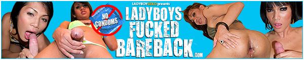 Ladyboy Bareback
